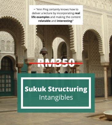Sukuk Structuring – Business Expansion when the Underlying are Intangibles