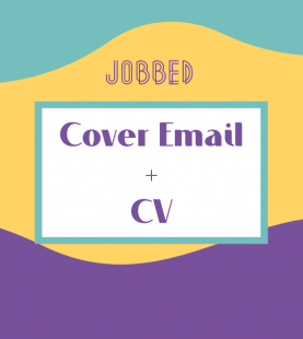 Cover Email – Compose to Convince & CV to Impress