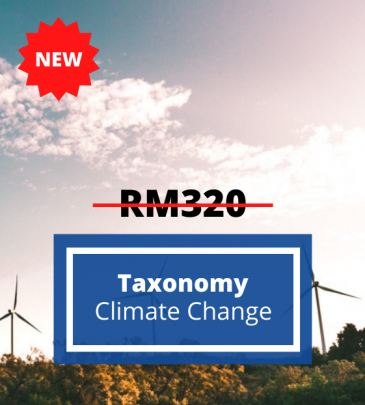 Principles of Taxonomy on Climate Change for Financial Institutions